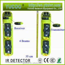 Perimeter Security Usage Wireless Beam/Home Security Burglar Alarm system