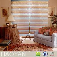 ready-made zebra roller fabric curtain