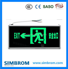led exit sign/retrofit/rechargeable emergency lamp