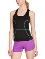 Women's fitness tank top