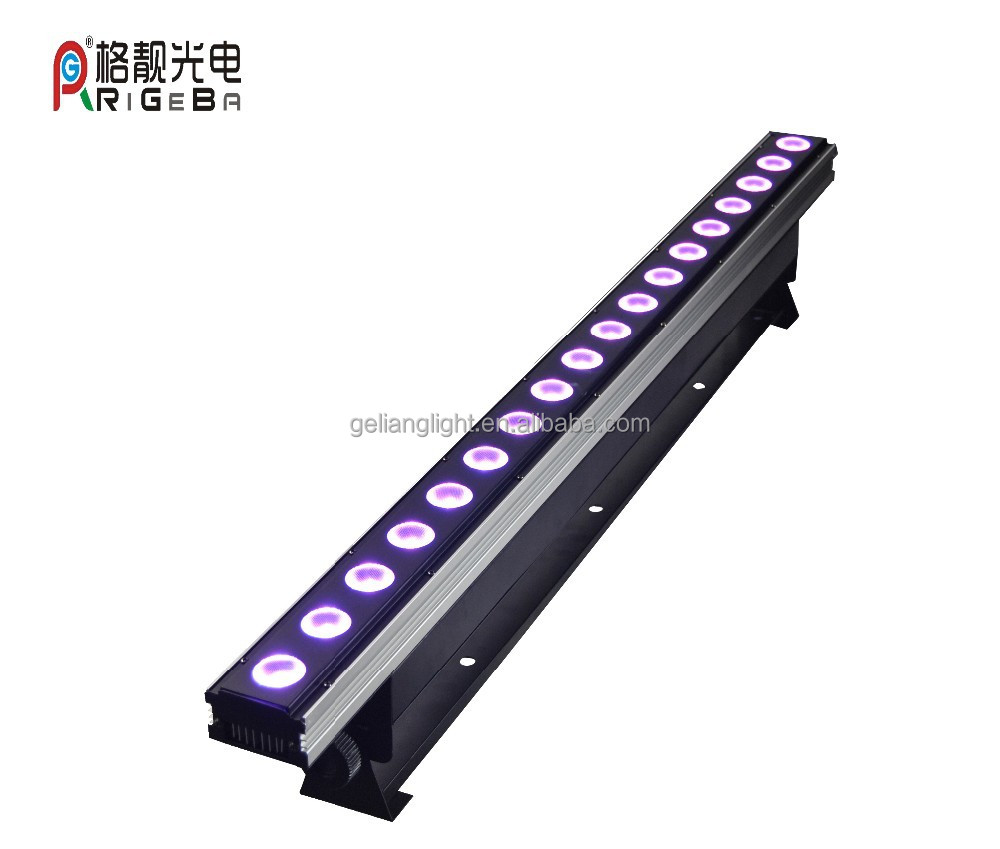 discount wireless led uplight wireless battery powered led bar light led wall washer buy high. Black Bedroom Furniture Sets. Home Design Ideas