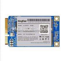 kingfast 16gb ssd mini pc ssd msata 16gb ssd, sata solid state disk, mini sata ssd 145/25mb/s for lunix system/slot machine/pos