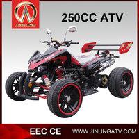 chinese road street legal atv racing 250cc water cooled Quad ATV