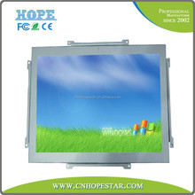 metal case 10 inch touch screen monitor for atm/pos/ccomputer