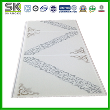 9mm*300mm PVC board for indoor decoration
