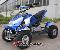 Factor Direct Sell ATV Four Wheel Motorcycle of 49CC for kids (AT0496)