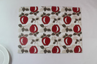 Top sell hotel table cloth cotton placemat&napkin