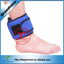 Top quality adjustable neoprene waterproof ankle support