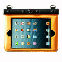 100% waterproof bag Promotional PVC case for Ipad