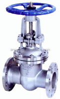 Standard Double Flanged Rising Stem Gate Valve of China Manufacturer