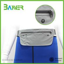 Hot sell Outdoor traveling sports running Neoprene waist pouch