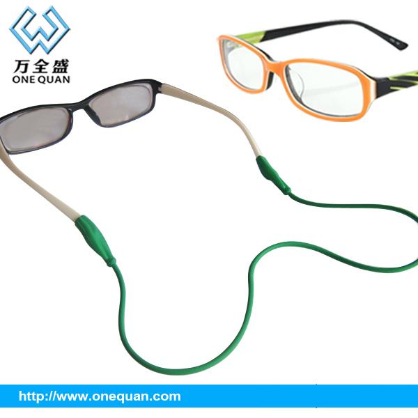 2015 factory wholesale kids glasses strap silicone sun glasses strap