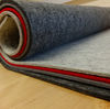 1-10mm thick wool felt fabric