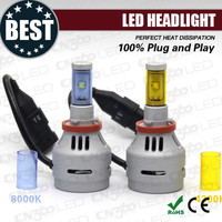 12v LED light 9006 Auto Car LED Headlight, led headlight car