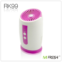 Mfresh RK99 Refrigerator Air Purifier Battery Powered Ozone Generator