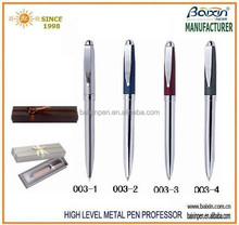 China Manufacturer Baixin-designed High Level Metal Ball Pen For Promotional Gift 003