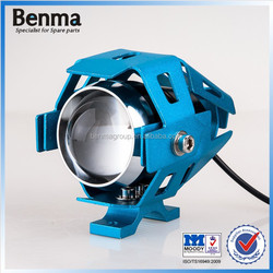 12-80v 10w energy saving motorcycle head light, led light for motorcycle/electric bike/bicycle/off road
