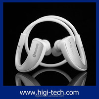Wireless Bluetooth 4.0 Headset Headphone with Clear Voice Capture Technology and Echo cancellation for iPhone 6 Plus 6 5S 5C 5 4