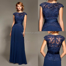 Sexy Long Chiffon Lace Evening Formal Party Cocktail Bridesmaid Prom Gown Dress LD8298