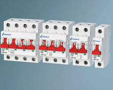 CE Approvaled 4 Pole Electromagnetic Circuit Breaker