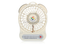 rechargeable Fashion Cool usb electric mini battery powered fan motors with low price