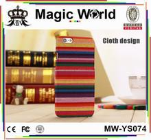 unique phone case,colorful clothes denim unique cases