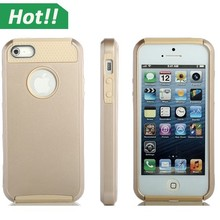2 in 1 Bark Veins Anti-slip Case And Protect Case Hybrid TPU+PC Material Fit For iPhone 6