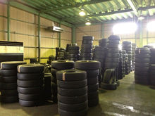 Automotive rubber tires Made in Japan Used