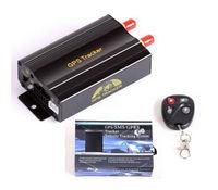 GPS103B Tracking System Device Vehicle/Car GPS Tracker+Remote Control GPS103B /TK103B