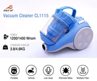 Wash and dry Multi cyclone Spray color bagless cup washing machine cleaner
