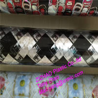 ZIZHAO wholesale special printed pvc tablecloth
