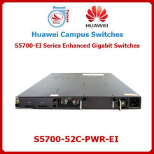 Huawei 48 port gigabit switch Huawei S5700-52C-PWR-EI Highly reliable gigabit access switches