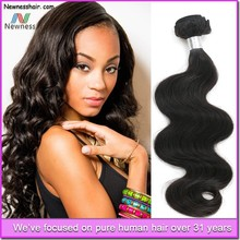 New arrival high quality 5A 6A 7A 8A virgin human hair no tangle no shedding unprocessed chinese hair extensions