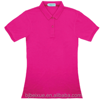 2015 new style casual 200g polyester polo shirt polo polo t shirt blank on stock