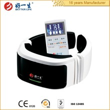 Manufacture supply Digital neck pain relief massager neck pulse massager