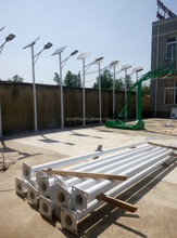 Wholesale new product solar power led street light