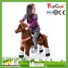 Pony cycle Plush Walking Horse Toy