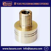 New style low price yellow brass part