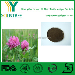 Great quality Organic Red clover powder extract/Daidzein/Isoflavone/Sission