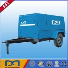 14bar 9m3/min diesel portable air compressor