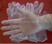 YMV40 Safety Plastic Hand Glove PVC Glove Guard