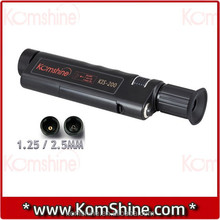 Video fiber optic inspection KIS-200 Optical Fiber Inspetion Microscope