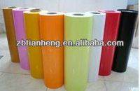coffee color HIPS plastic film for blister packaging