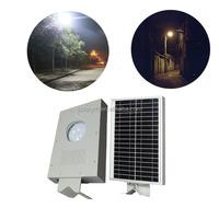 Outdoor IP65 aluminum alloy body YTH tech motion sensor Lithium Battery LED All-in-One solar light/lamp/lantern/burner
