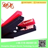 MX Powerful Charging Wire Rubber Alligator Battery Cable Clips large alligator clips for Emergency
