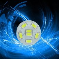 5630 5730 7 SMD ATV Auto Car LED Reading Light Dashboard Lamp Bulb
