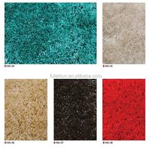 Morden Design decoration Shaggy carpet for Home