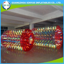 New design inflatable water roller ball