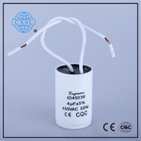 Film Starting 330uf 200v Aluminum Electrolytic Capacitor