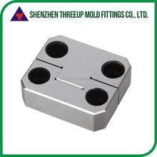 Plastic mold precision parts slide retainer for standard plastic die mould bush bearing
